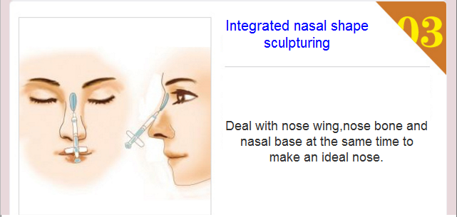 rhinoplasty with convex mouth
